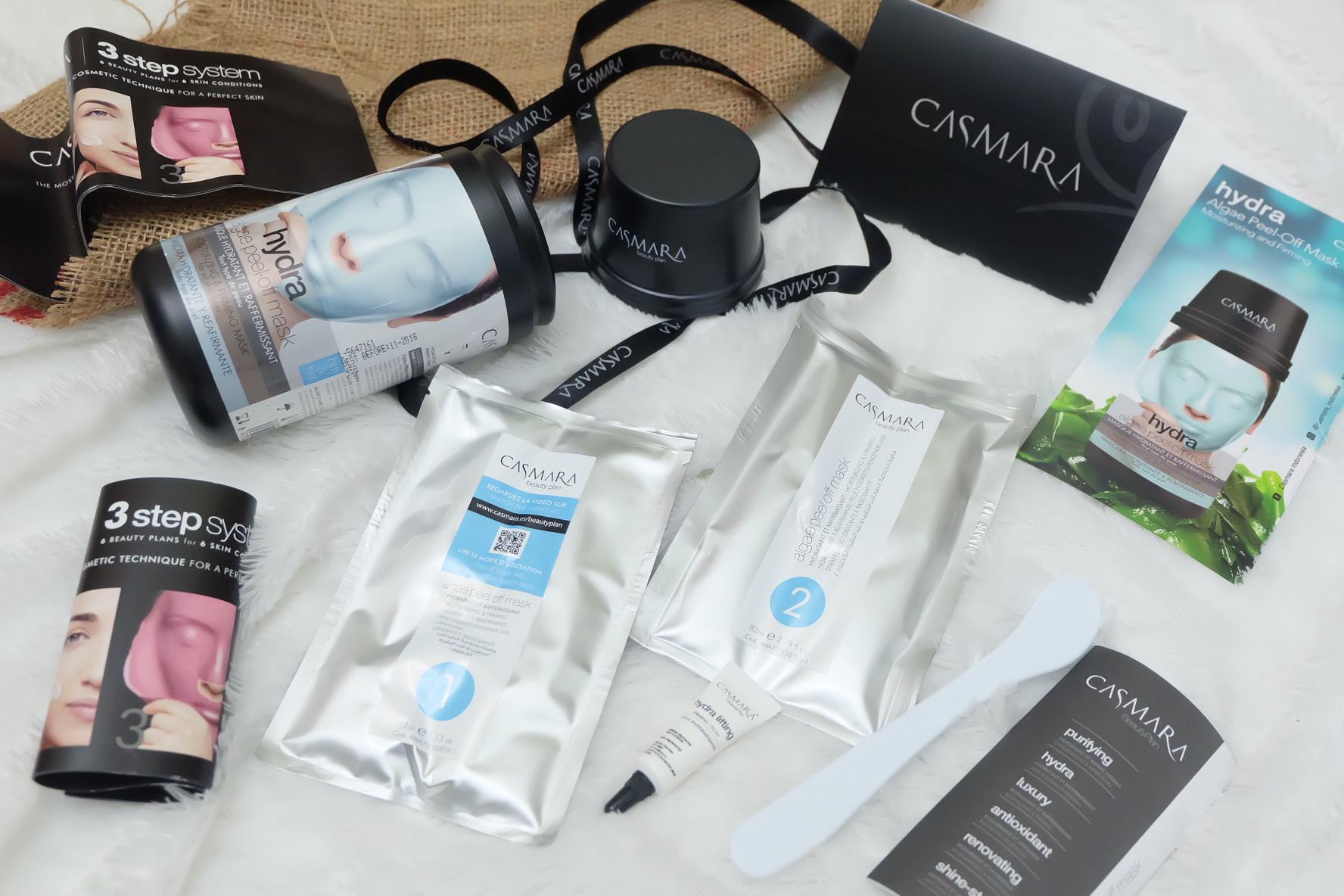 [Review] Casmara Hydra Algae Peel-Off Mask