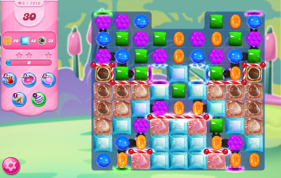 Candy Crush Saga level 7215