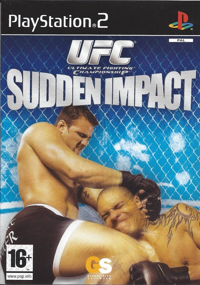 UFC Sudden Impact High Compress Pc Game | high-compress