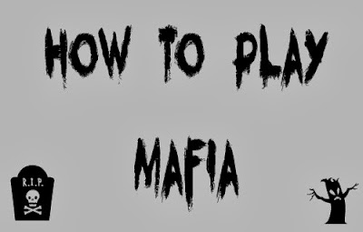 halloween game, mafia, game