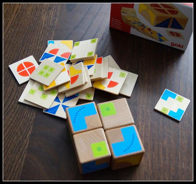 avis jeu de puzzle Goki
