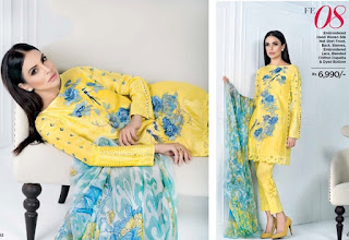 Gul Ahmed Eid Dresses Fashion