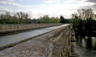 Puente-Canal Béziers