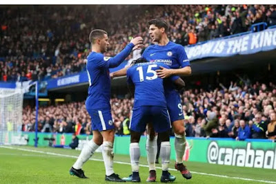 Chelsea 3 vs 1 Newcastle : Player ratings. Electric Hazard stars against magpies
