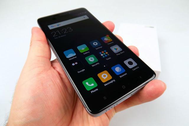 Cara Screenshot di Xiaomi Redmi 4X