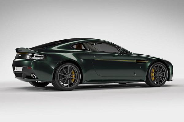 Aston Martin Vantage V12 Spitfire 80