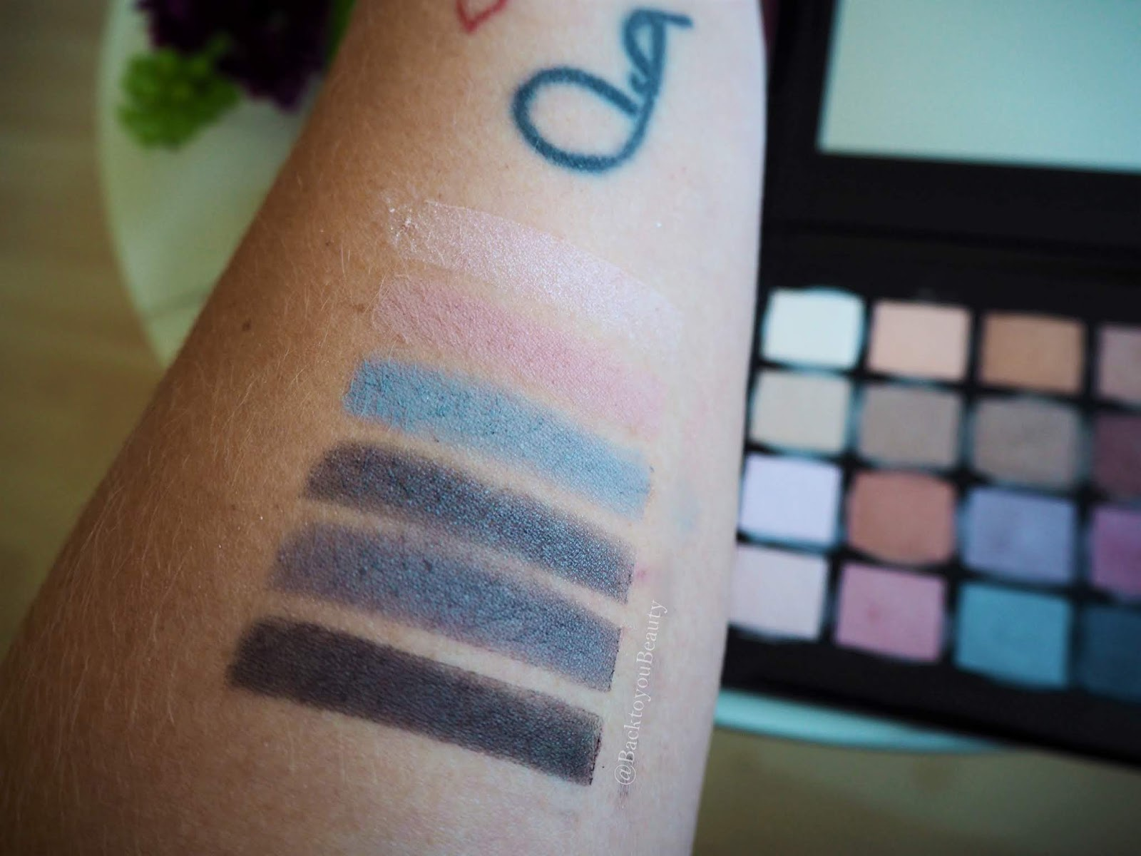 Doll 10 Master Palette Row 4