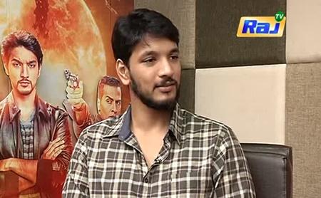 Vellithirai Special Interview with Goutam karthick | Raj tv