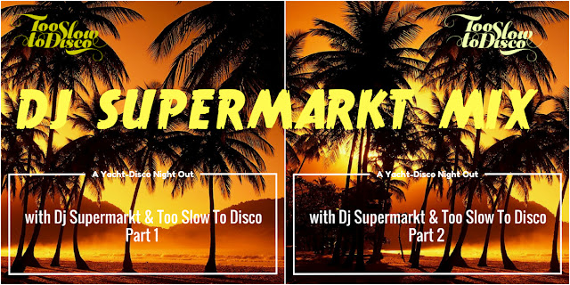"To end this year DJ Supermarkt brings you a Live-DJ-Mix that combines his favorite edits and tracks from 2016 (with a few classics thrown in....). Part 2 of the long Monarch Club Berlin Dj-Set. This time not ""too slow to disco"", but full of modern and reworked, older butt-shaking dancefloor grooves"