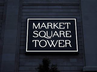 MARKET SQUARE TOWER SIGNAGE