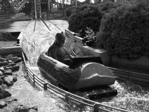 Toca dick en el parque