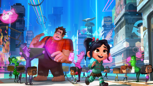 Ralph Breaks The Internet: Film Review