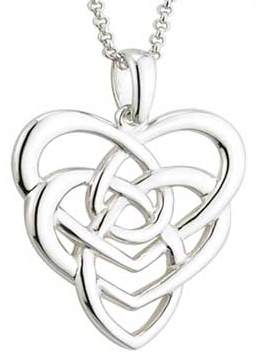 The irish gift house celtic motherhood knot celtic motherhood knot necklace the irish gift house mozeypictures Gallery