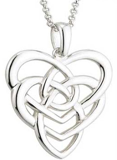 Celtic Motherhood Knot Necklace - The Irish Gift House