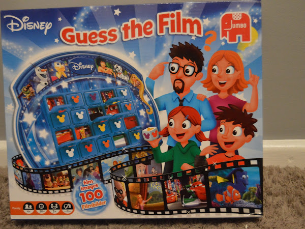 Review - Disney Guess The Film