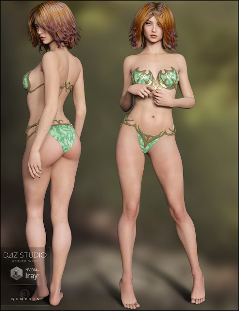 Irisa for Genesis 3 Female