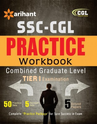 SSC CGL 50 Practice Combined Graduate Level Tier-I Examination