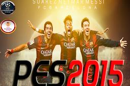 Pro Evolution Soccer 2015 (PES 2015 UPDATE) PS2