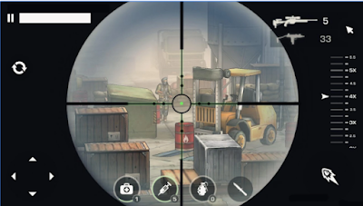Major Gun war on terror Mod Apk3