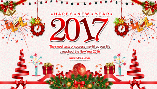 Happy New Year 2017 Images HD Wallpapers, Wishes, Quotes with SMS