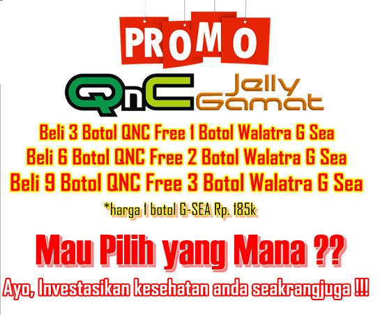 Promo QNC JELLY GAMAT