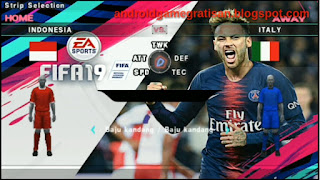 Miceloe - Download Game FIFA 19 Kamera Jauh Mirip PS4 PPSSPP