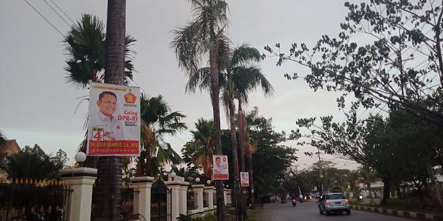 Pelanggaran APK-BK Pemilu 2019 di Makassar, Mamajang Terbanyak