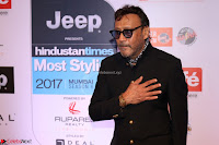 Red Carpet of Most Stylish Awards 2017 ~ Jackie Shroff (2).JPG