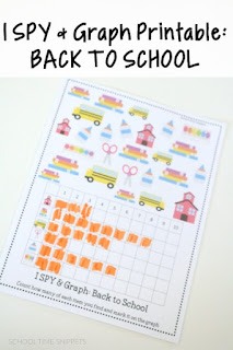 i spy printable back to school