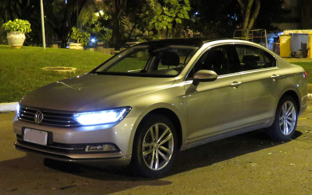VW Passat Highline 2017