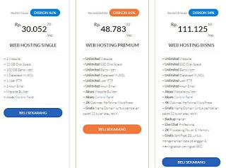 Hosting24, Web Hosting Indonesia Kelas Premium Dengan Fitur Menarik