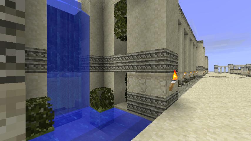 SR2 Minecraft Server Projects