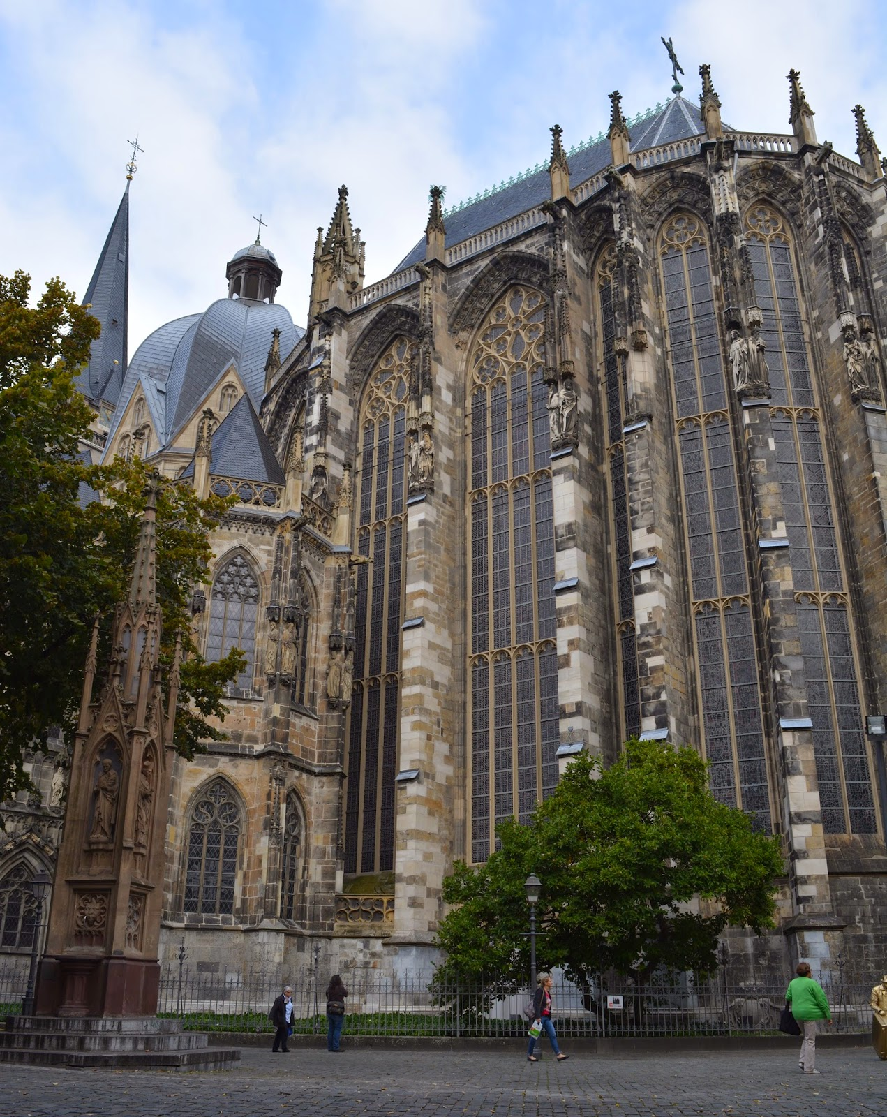 Aachen, a Cidade de Carlos Magno