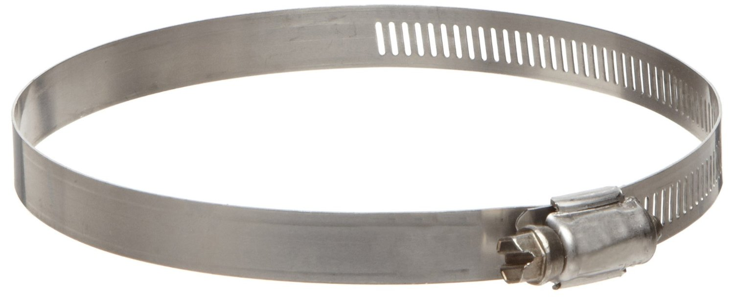 Stainless Worm Gear Hose Clamp