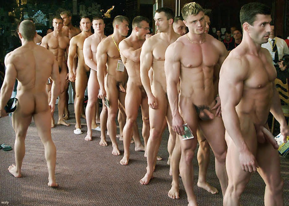 Naked male sport stars nude