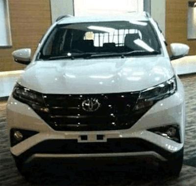 All New Toyota Rush Model Baru 2018