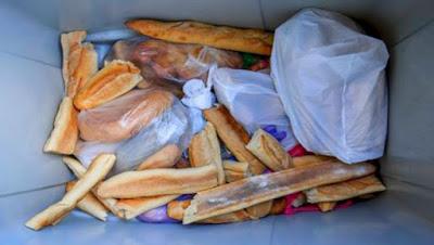 ظاهرة تبذير الخبز تستفحل في رمضان رغم الحملات التحسيسية