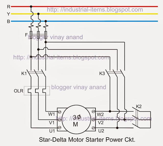 3 Phase Motor Starter Wiring - Wiring Diagrams ROCK