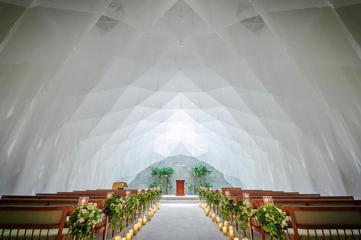 ミライノシテン建築家が設計した教会!結婚式をあげたくなるステキな教会。7選【】