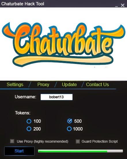 Token for chaturbate
