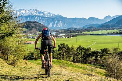Mountainbiken in Ebbs