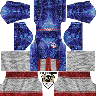 dream league soccer baju batik