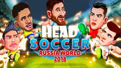 تحميل لعبة head soccer مهكرة اخر اصدار
