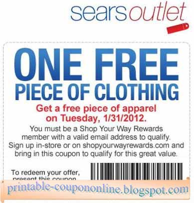 Printable In Store Sears Coupons 2018 / Coupons For Red Lobster