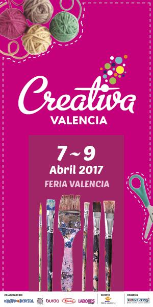 Feria Creativa Valencia 2017