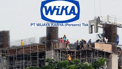 Lowongan PT Wijaya Karya (Persero) Agustus 2016