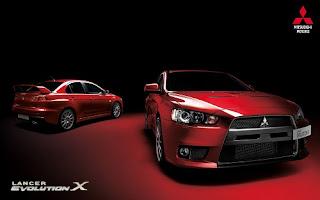Dimensi Mitsubishi Lancer