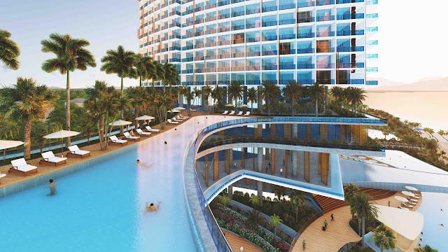 tiện ích dự án căn hộ sunbay park hotel ninh thuận hotline 0896356386