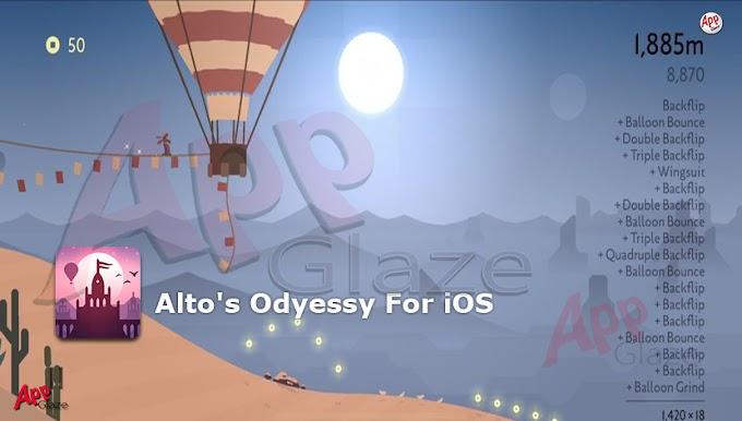 Alto's Odyessy For iOS