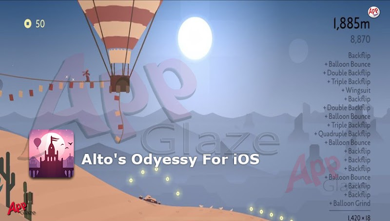 Alto's Odyessy For iOS
